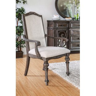 Manuppelli Upholstered Dining Chair (Set of 2)