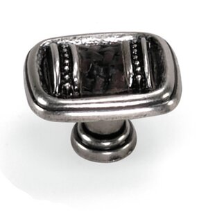Sirocco Rectangle Novelty Knob