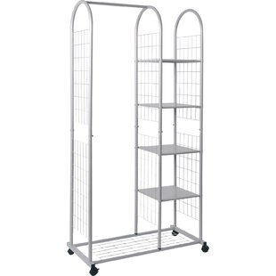 Trainoa 85cm Wide Clothes Rack By House Additions