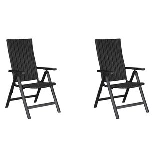 Martens Garden Chair (Set Of 2) By Sol 72 Outdoor