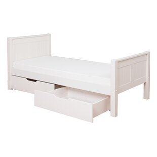 Single (3') Bed Frame With Drawers By Stompa