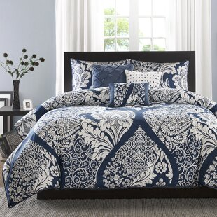 Goodwin 180 Thread Count 100% Cotton Duvet Cover Set