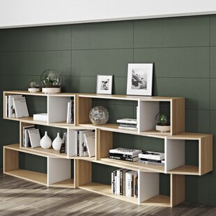 One Module Library Bookcase by Tema Comparison