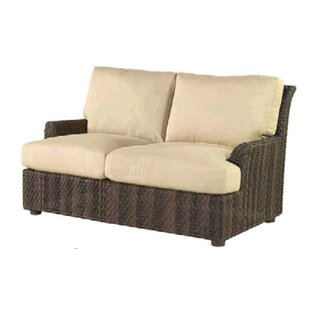 Aruba Loveseat with Cushions by Woodard