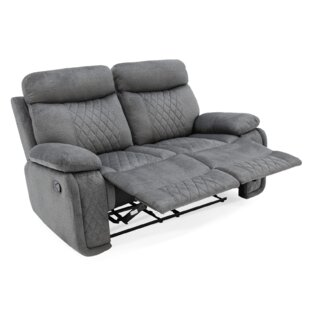 Amani 2 Seater Recliner By Mercury Row