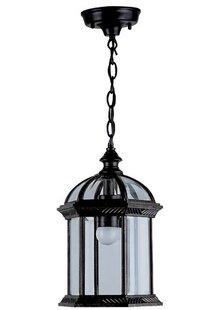 Three Posts Hausmann 1-Light Outdoor Hanging Lantern