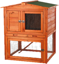 Rabbit Cages & Hutches
