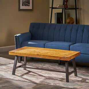 Indoor Coffee Table by Millwood Pines Find