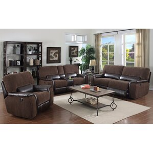 Micaela Reclining Loveseat..