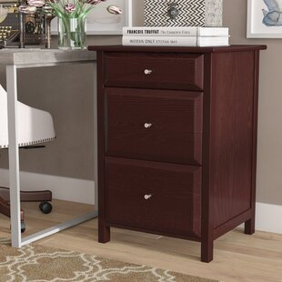 Gifford 3 Drawer File Cabinet by Three Posts Read Reviews