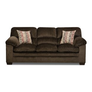 Great choice Simmons Upholstery Sutton Sofa by Red Barrel Studio Reviews (2019) & Buyer's Guide