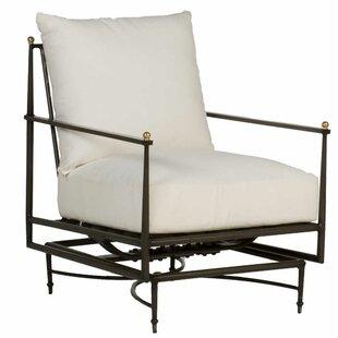 Summer Classics Roma Spring Patio Chair w..