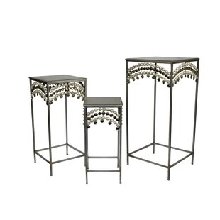 3 Piece Nesting Tables by ESSENTIAL DÉCOR & BEYOND, INC