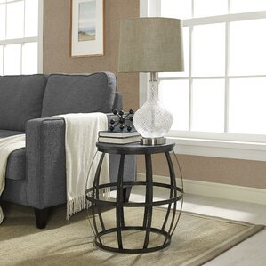 Columbia End Table by Serta at Home