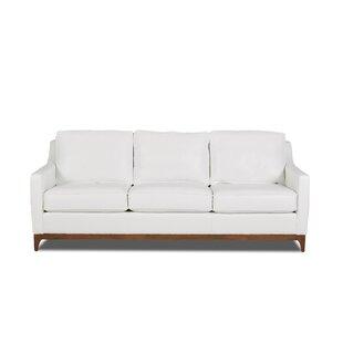 Corrigan Studio Sonia Leather Sofa