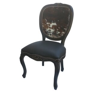 Bonanza Side Chair (Set of 2) by New World Trading