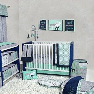 Affordable Glenni 10 Piece Crib Bedding Set ByHarriet Bee