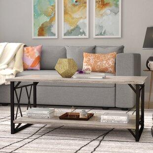 Phaidra Coffee Table by Wrought Studio