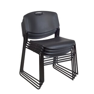 Savings Zeng Stacking Chair (Set of 4) by Regency Reviews (2019) & Buyer's Guide