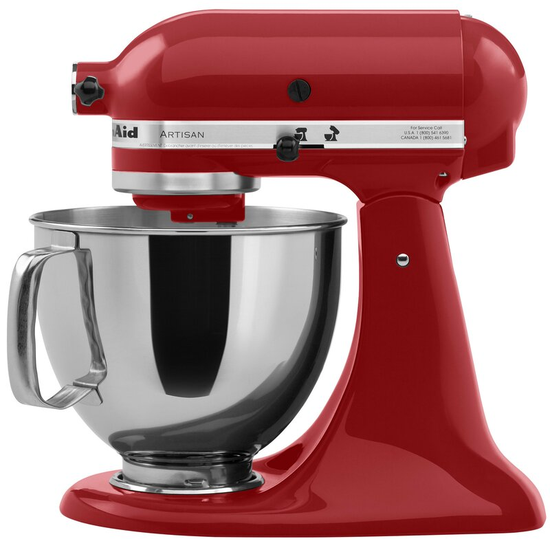 Kitchenaid Artisan Series 10 Speed 5 Quart Tilt Head Stand