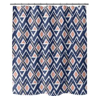 Glascock Single Shower Curtain