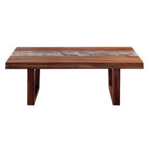 Union Rustic Jean 2 Piece Coffee Table Set