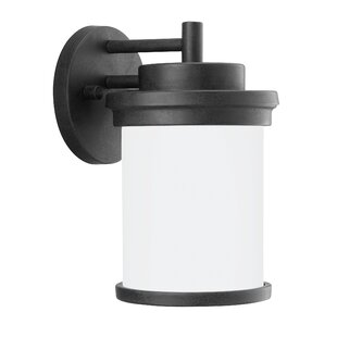 Three Posts Dashiell 1-Light Outdoor Wall Lantern