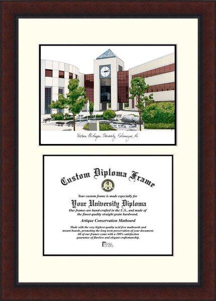 Campus Images NCAA Western Michigan University Legacy Scholar ...