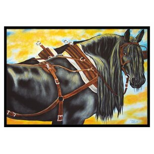 Dayu0027s End Horse Doormat