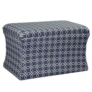 Siniard Storage Ottoman by Dar..