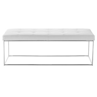 Caen Upholstered Bench By Nuevo