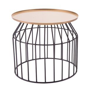 Lyn Tray End Table by Williston Forge