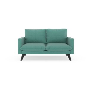 Reviews Crabb Loveseat by Corrigan Studio Reviews (2019) & Buyer's Guide