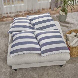Cremeans 4 Piece Throw Pillow Set