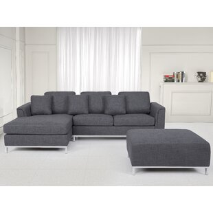 Beliani Ollon Sectional