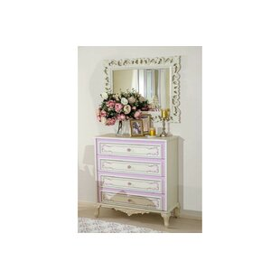 Denney Chest Of Drawers By Fleur De Lis Living