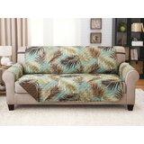 Reversible T-Cushion Sofa Slipcover by Bay Isle Home