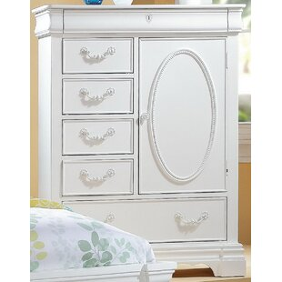 Price Check Deloris 6 Drawer Chest by Harriet Bee Reviews (2019) & Buyer's Guide