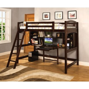 Coupon Alexis Twin Loft Bed by Hokku Designs Reviews (2019) & Buyer's Guide