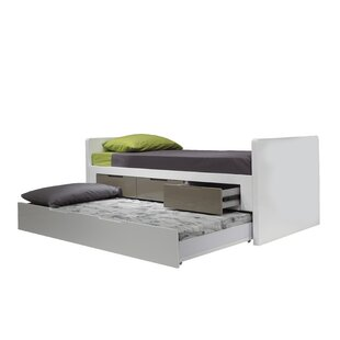 Mobital Jack and Jill Twin Storage Platform Bed