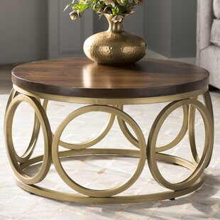 Christon Coffee Table by Willa Arlo Interiors