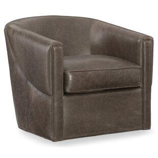 Bonnie Swivel Barrel Chair by Hooker Furniture