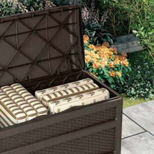73 Gallon Resin Deck Box by Suncast