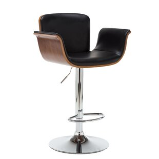 Johnathon Adjustable Height Swivel Barstool