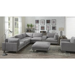 Rowling 8 Piece Reversible Modular Sectional
