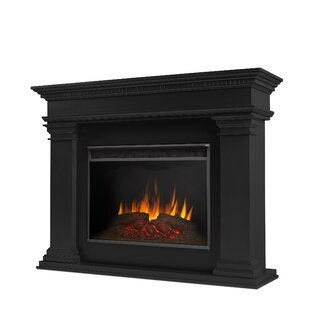 Antero Grand Electric Fireplace by Real Flame SKU:CA536451 Buy