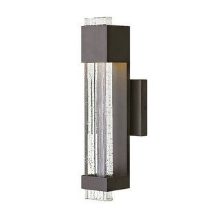 Glacier 1 Light Outdoor Sconce
