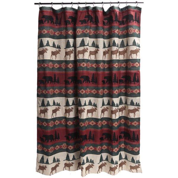 Loon Peak Kaela Single Shower Curtain Reviews Wayfair