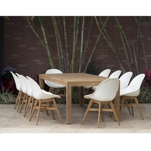 Corrigan Studio Cruce 11 Piece Dining Set