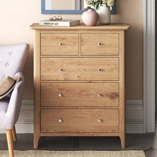 Zeppelin 5 Drawer Chest By Brambly Cottage